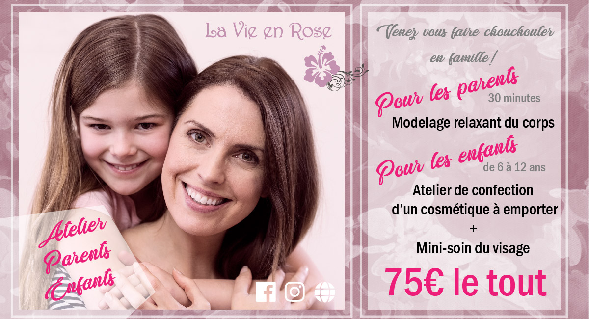 Atelier Parent - Enfant